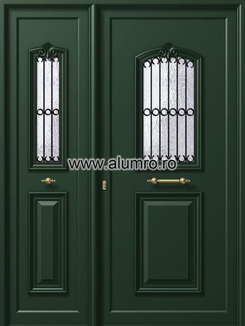 Usa din aluminiu pentru exterior - P116 - P111 ALUMINCO - Poza 17