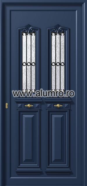 Usa din aluminiu pentru exterior - P140 ALUMINCO - Poza 26