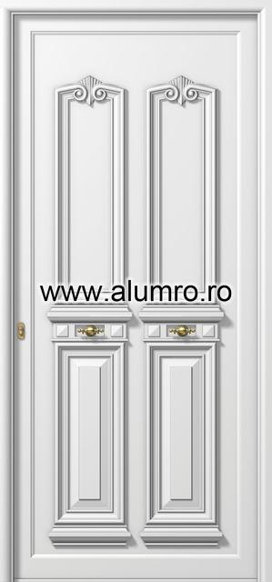 Usa din aluminiu pentru exterior - P142 ALUMINCO - Poza 27