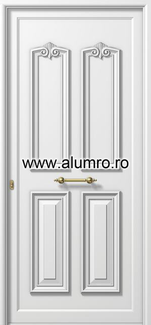 Usa din aluminiu pentru exterior - P143 ALUMINCO - Poza 28