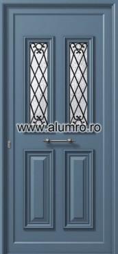 Usa din aluminiu pentru exterior - P151 ALUMINCO - Poza 29