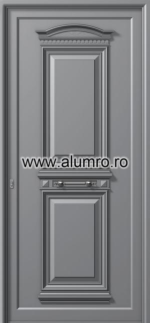 Usa din aluminiu pentru exterior - P152 ALUMINCO - Poza 30
