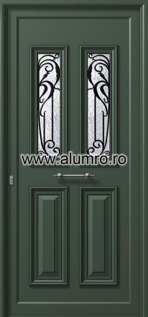 Usa din aluminiu pentru exterior - P161 ALUMINCO - Poza 38