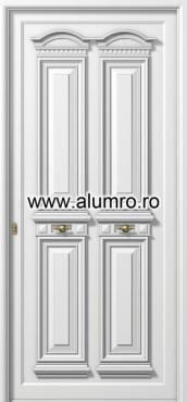 Usa din aluminiu pentru exterior - P162 ALUMINCO - Poza 39