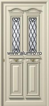 Usa din aluminiu pentru exterior - P163 ALUMINCO - Poza 40