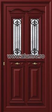 Usa din aluminiu pentru exterior - P164 ALUMINCO - Poza 41