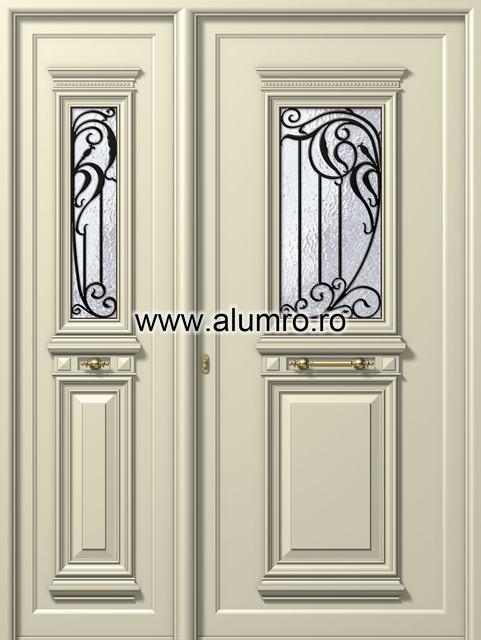 Usa din aluminiu pentru exterior - P175 - P170 ALUMINCO - Poza 42
