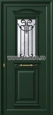 Usa din aluminiu pentru exterior - P182 ALUMINCO - Poza 48