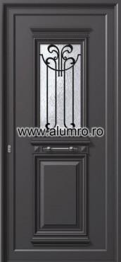 Usa din aluminiu pentru exterior - P183 ALUMINCO - Poza 49