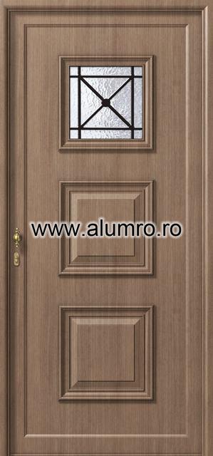 Usa din aluminiu pentru exterior - P191 ALUMINCO - Poza 52