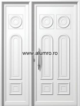 Usa din aluminiu pentru exterior - E210-E200 ALUMINCO - Poza 1