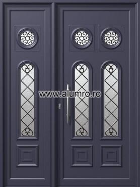 Usa din aluminiu pentru exterior - E212-E204 Safe ALUMINCO - Poza 2