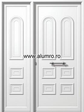 Usa din aluminiu pentru exterior - E504-E550 ALUMINCO - Poza 5