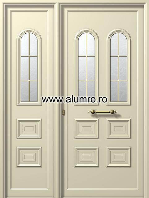 Usa din aluminiu pentru exterior - E506-E551 Kaiti ALUMINCO - Poza 6