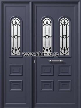 Usa din aluminiu pentru exterior - E506-E551 Karavolo ALUMINCO - Poza 7