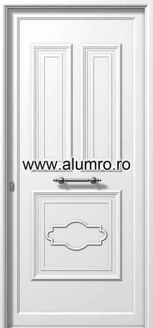 Usa din aluminiu pentru exterior - E507 ALUMINCO - Poza 8