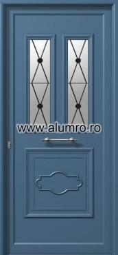 Usa din aluminiu pentru exterior - E508 safe ALUMINCO - Poza 10