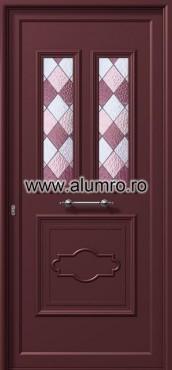 Usa din aluminiu pentru exterior - E508 vitro1 ALUMINCO - Poza 11