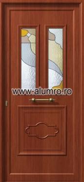 Usa din aluminiu pentru exterior - E508 vitro2 ALUMINCO - Poza 12