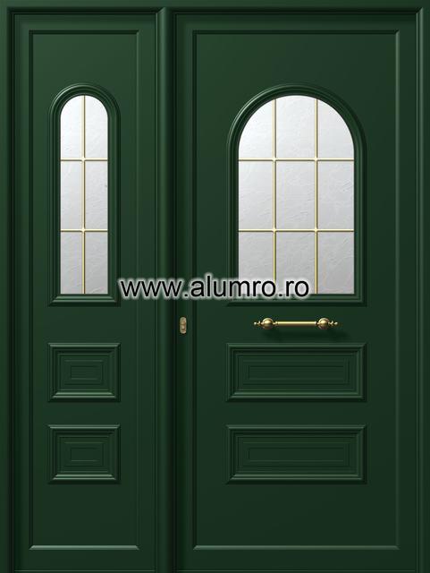 Usa din aluminiu pentru exterior - E509-E515 kaiti ALUMINCO - Poza 13