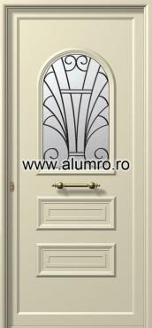 Usa din aluminiu pentru exterior - E515 safe 3 ALUMINCO - Poza 15