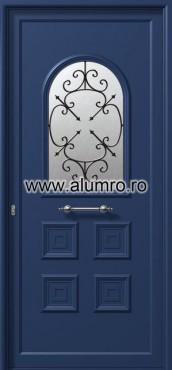 Usa din aluminiu pentru exterior - E516 safe 2 ALUMINCO - Poza 16