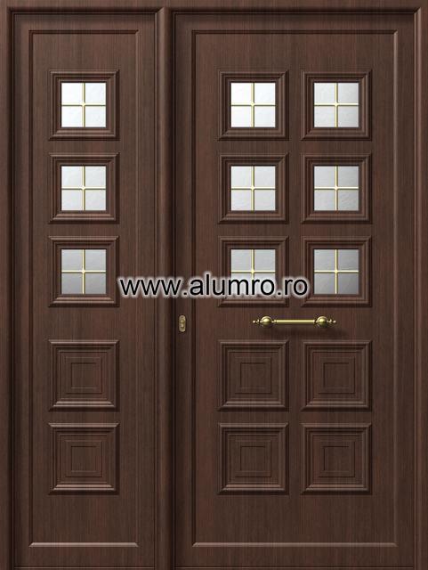 Usa din aluminiu pentru exterior - E523-E826 kaiti ALUMINCO - Poza 22