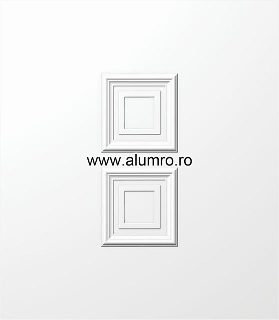 Usa din aluminiu pentru exterior - E525 ALUMINCO - Poza 23