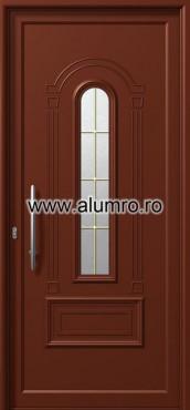 Usa din aluminiu pentru exterior - E529 kaiti ALUMINCO - Poza 25
