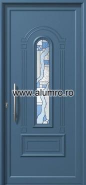 Usa din aluminiu pentru exterior - E529 vitro 1 ALUMINCO - Poza 26