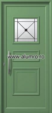 Usa din aluminiu pentru exterior - E531 safe ALUMINCO - Poza 29
