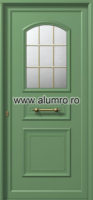 Usa din aluminiu pentru exterior - E533 kaiti ALUMINCO - Poza 31
