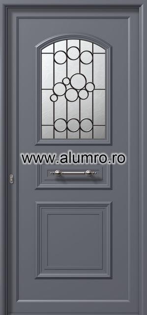 Usa din aluminiu pentru exterior - E533 safe4 ALUMINCO - Poza 32