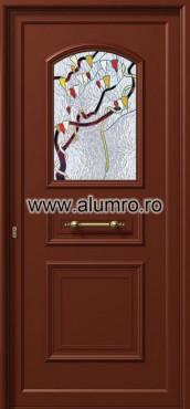 Usa din aluminiu pentru exterior - E533 vitro 1 ALUMINCO - Poza 33