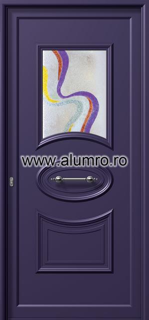 Usa din aluminiu pentru exterior - E535 fused 1 ALUMINCO - Poza 36