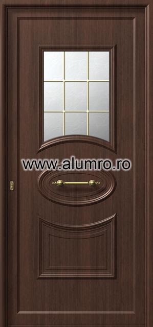 Usa din aluminiu pentru exterior - E535 kaiti ALUMINCO - Poza 37