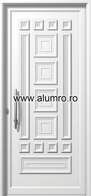 Usa din aluminiu pentru exterior - E536 ALUMINCO - Poza 40