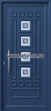 Usa din aluminiu pentru exterior - E537 fused 1 ALUMINCO - Poza 41