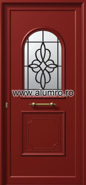 Usa din aluminiu pentru exterior - E541 safe 1 ALUMINCO - Poza 45