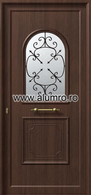 Usa din aluminiu pentru exterior - E541 safe 2 ALUMINCO - Poza 46