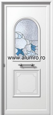 Usa din aluminiu pentru exterior - E541 vitro 2 ALUMINCO - Poza 47