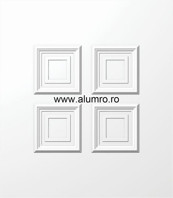 Usa din aluminiu pentru exterior - E543 ALUMINCO - Poza 49