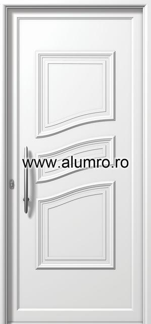 Usa din aluminiu pentru exterior - E545 ALUMINCO - Poza 51