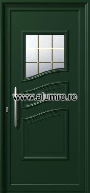 Usa din aluminiu pentru exterior - E546 kaiti ALUMINCO - Poza 53