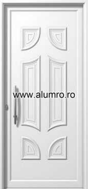 Usa din aluminiu pentru exterior - E547 ALUMINCO - Poza 54
