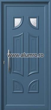 Usa din aluminiu pentru exterior - E548 ALUMINCO - Poza 55