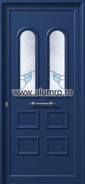 Usa din aluminiu pentru exterior - E551 vitro 1 ALUMINCO - Poza 59