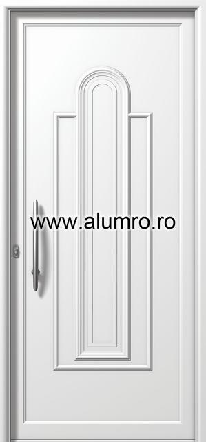 Usa din aluminiu pentru exterior - E552 ALUMINCO - Poza 60
