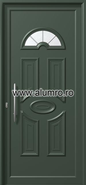 Usa din aluminiu pentru exterior - E557 kaitiinox ALUMINCO - Poza 62