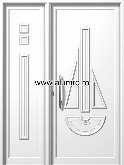 Usa din aluminiu pentru exterior - E562-E875 ALUMINCO - Poza 63